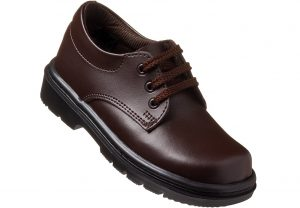 Brown School Shoes for boys