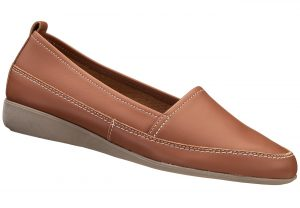 Tan Zoey Loafer
