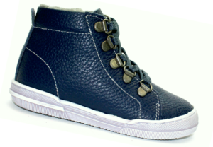 Boys Lace Up High Top Boot